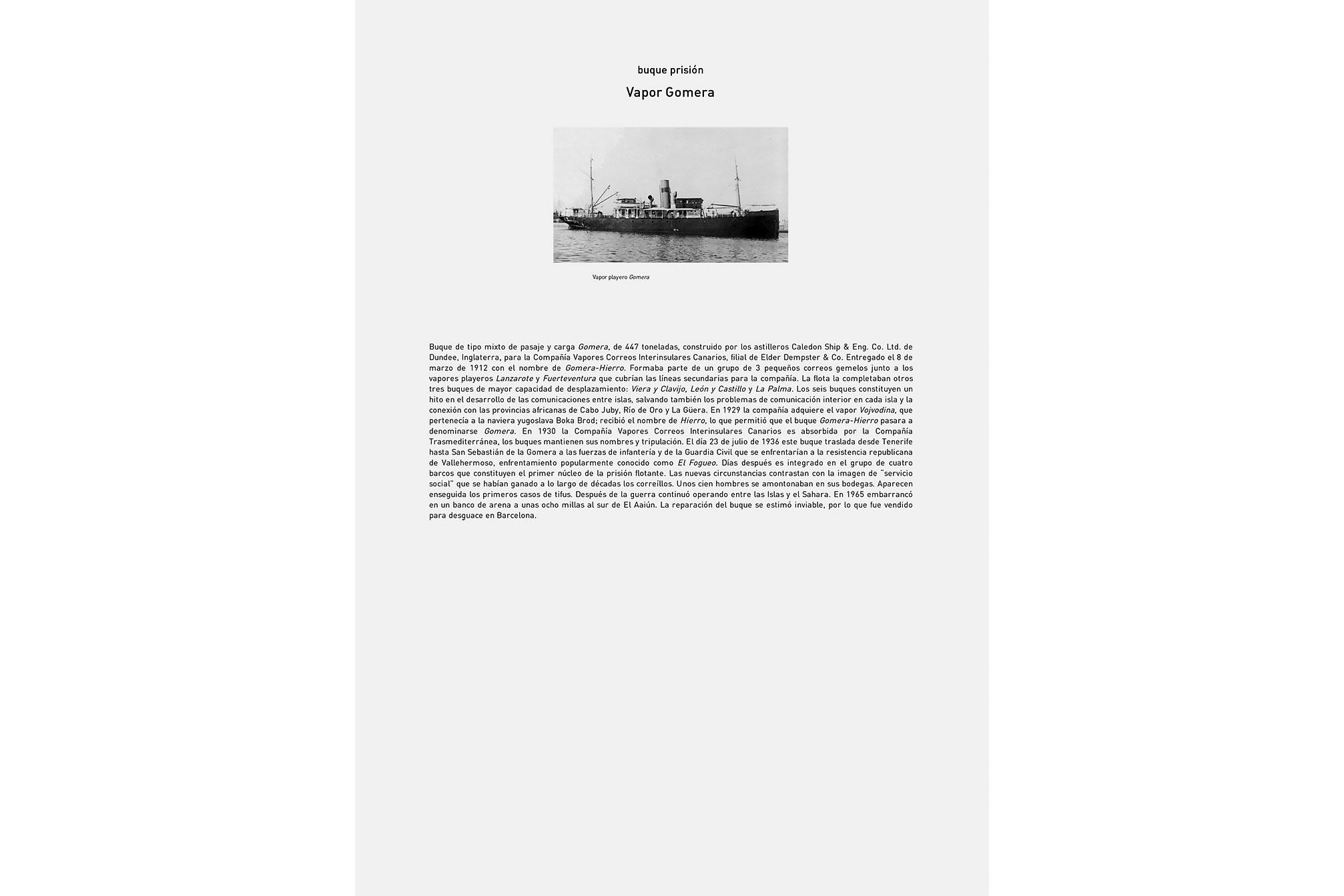 barcos negros